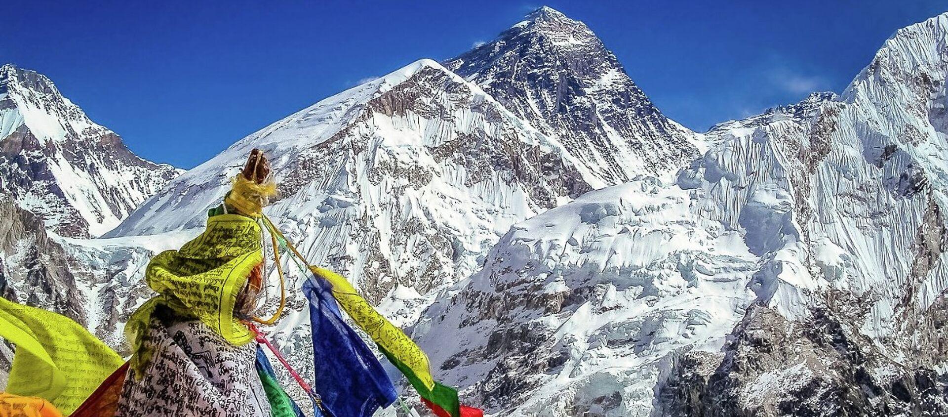 Everest Dağı - Sputnik Türkiye, 1920, 05.05.2021
