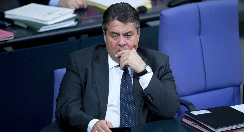 Almanya Ekonomi Bakanı Sigmar Gabriel