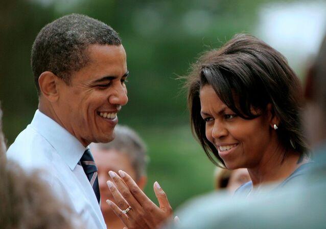 Barack Obama ve Michelle Obama
