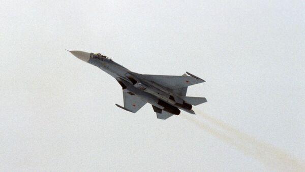Rus Su-27 savaş uçağı - Sputnik Türkiye