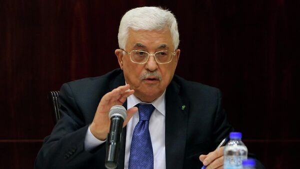 Filistin yönetimi lideri Mahmud Abbas - Sputnik Türkiye