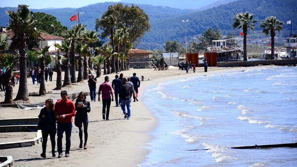 Deniz ve güneş - Sputnik Türkiye