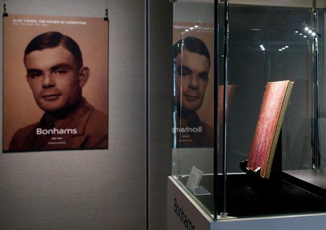 Ünlü matematikçi Alan Turing