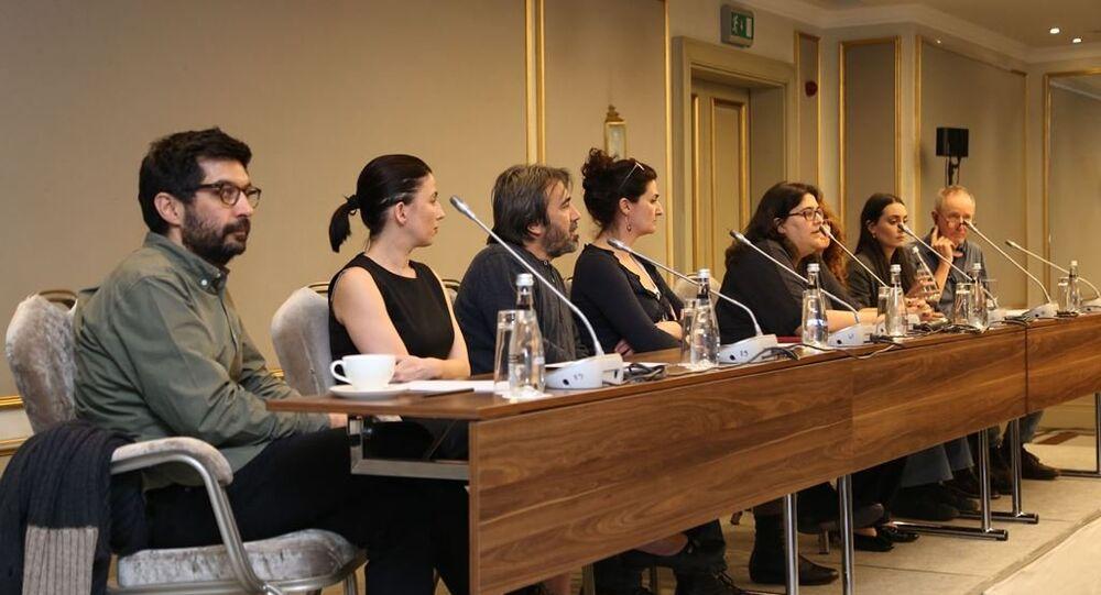 İKSV basın toplantısı