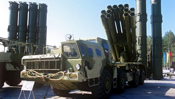 S-300 hava savunma sistemleri - Sputnik Türkiye
