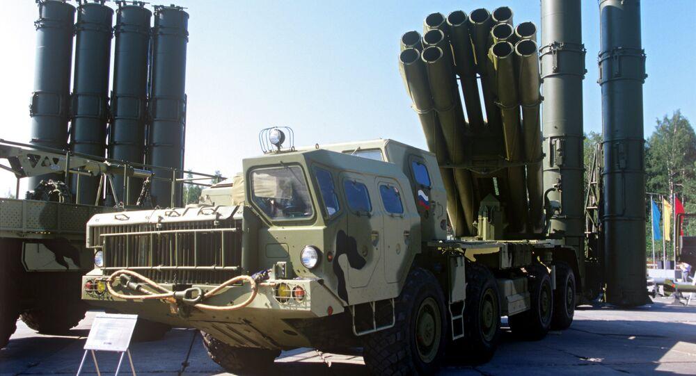 S-300 hava savunma sistemleri
