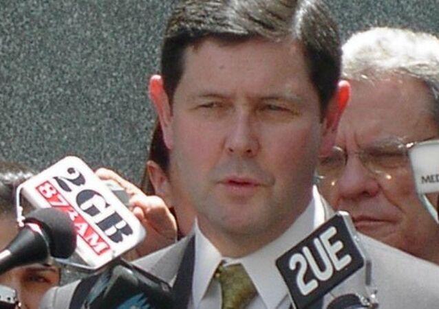 Avustralya Savunma Bakanı Kevin Andrews