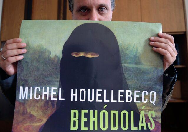 Michel Houellebecq'in 'Soumission' adlı romanı