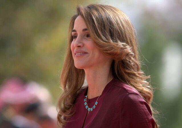 Ürdün kraliçesi Rania