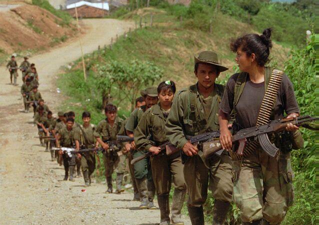 FARC militanları