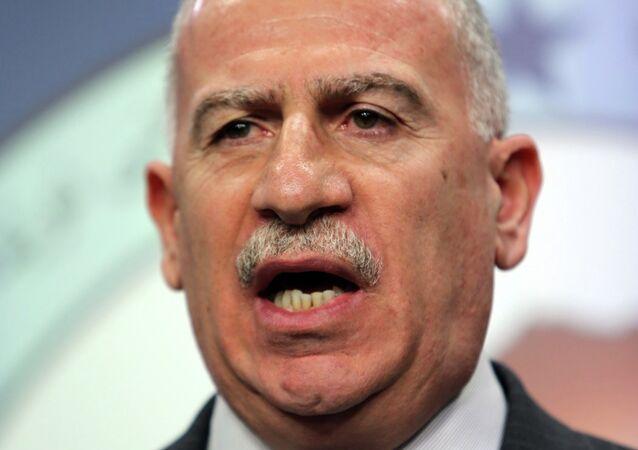 Irak Cumhurbaşkanı Yardımcısı Usame Nuceyfi
