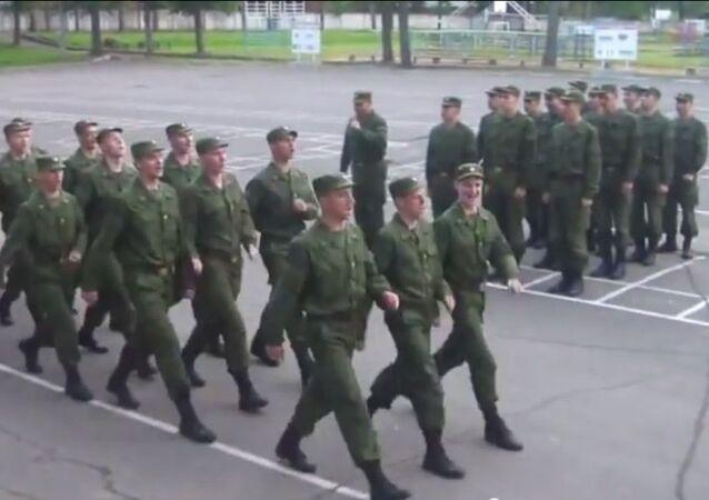 Rus askerler