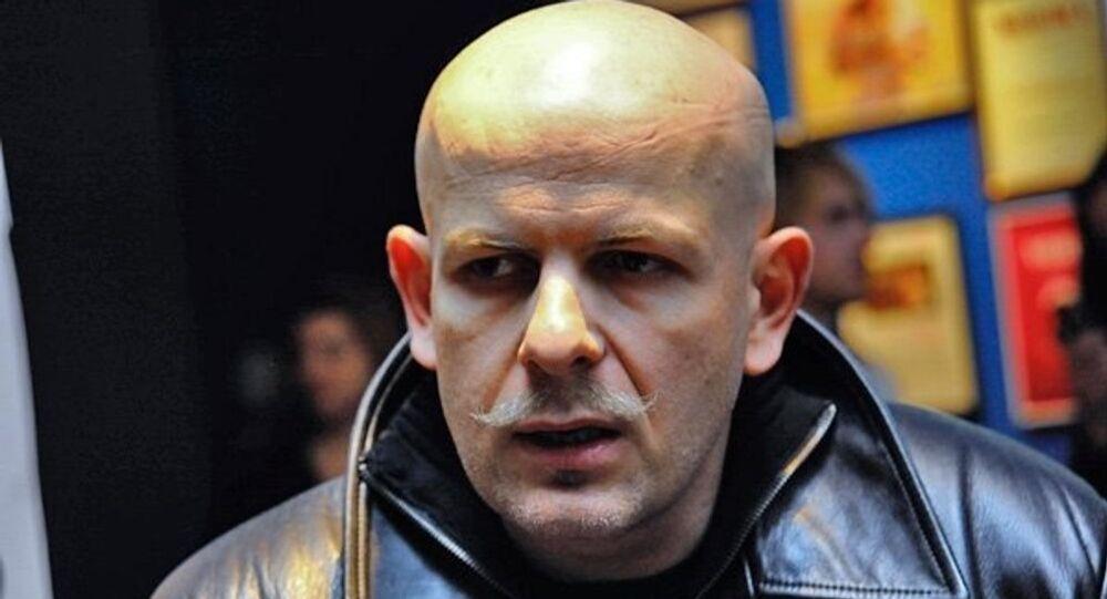 Ukrayna'lı gazeteci Oles Buzina