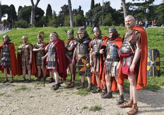 İtalya'nın başkenti Roma'nın doğumgünü