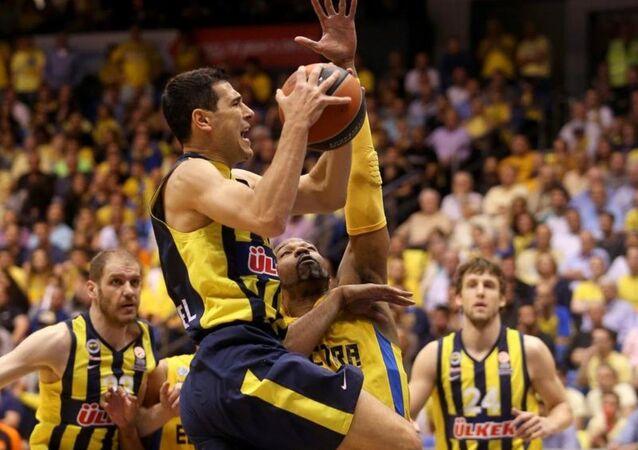 Maccabi Electra - Fenerbahçe Ülker