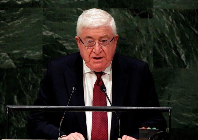 Irak Cumhurbaşkanı Fuad Masum