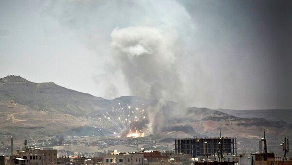Yemen hava operasyonu - Sputnik Türkiye