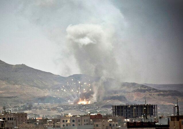 Yemen hava operasyonu