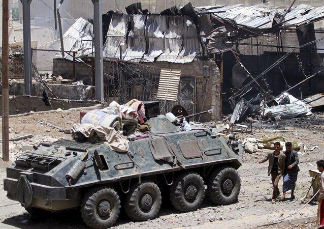 Yemen'deki operasyon