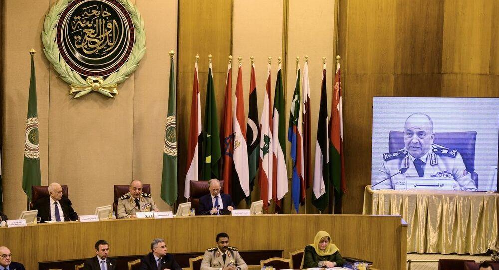 Kahire'de 'Ortak Arap Gücü' toplantısı