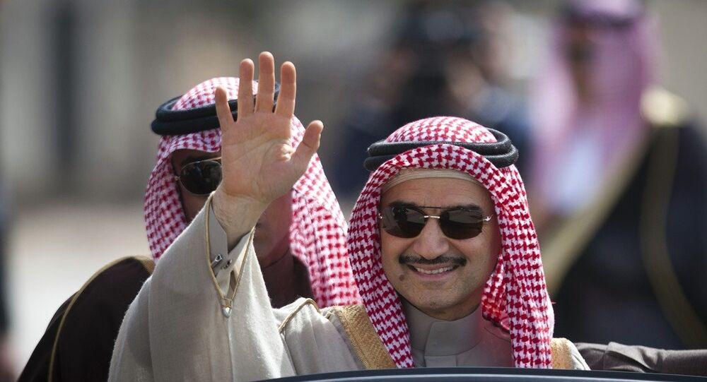 Suudi Arabistan Prensi El Velid bin Talal