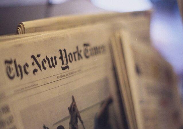 New York Times gazetesi