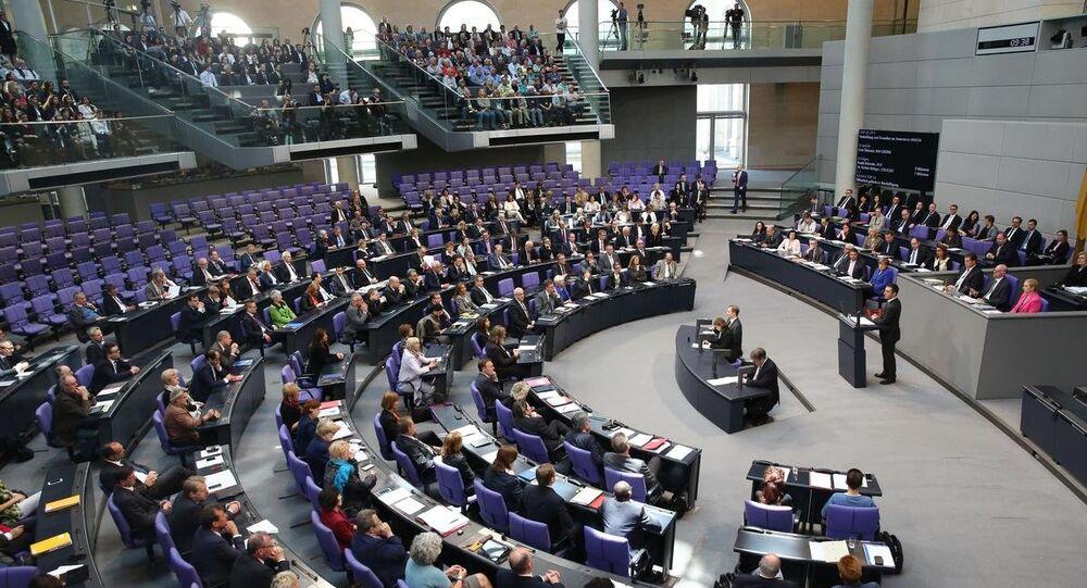 Almanya Federal Meclisi