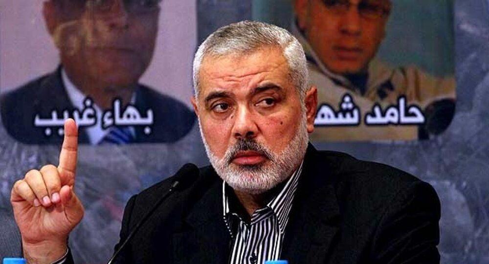 Hamas Siyasi Büro Başkanı İsmail Heniyye