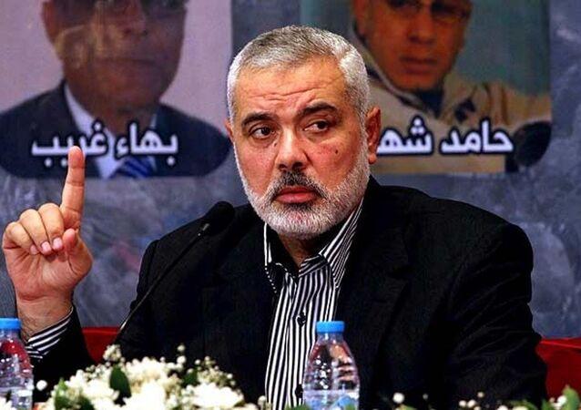 Hamas Siyasi Büro Başkan Yardımcısı İsmail Heniyye
