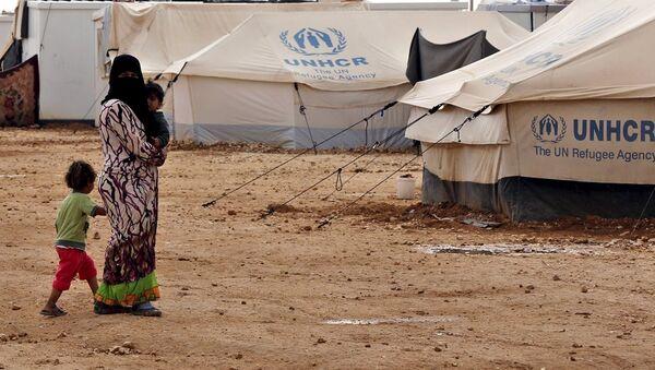Suriyeli mülteciler - Sputnik Türkiye