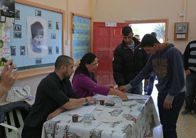 Kıbrıs Türk halkı cumhurbaşkanı seçimi