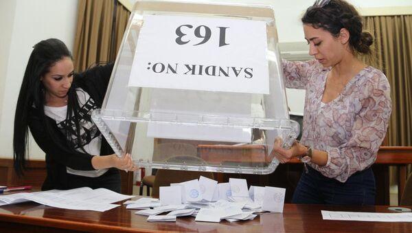 KKTC'de cumhurbaşkanı seçimi - Sputnik Türkiye