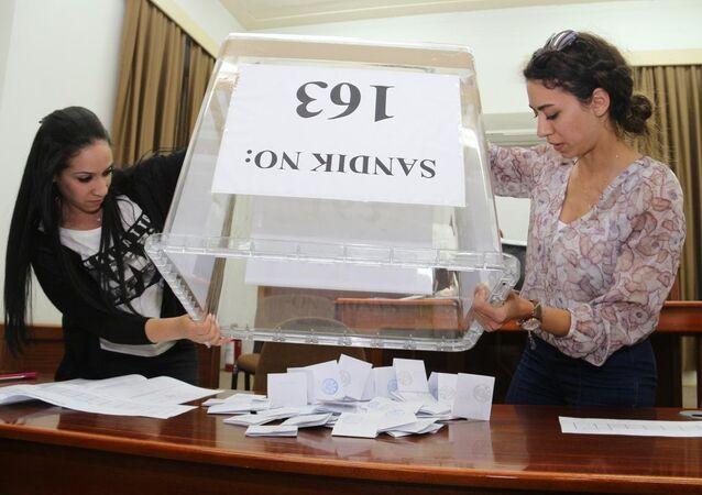 KKTC'de cumhurbaşkanı seçimi