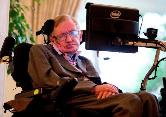Fizikçi Stephen Hawking