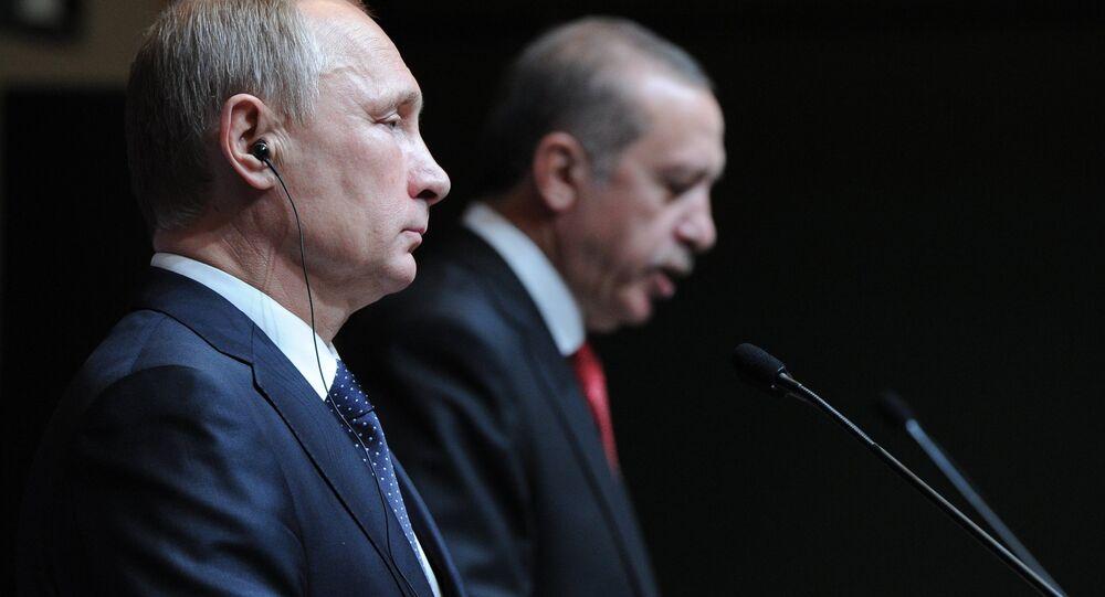 Vladimir Putin,  Recep Tayyip Erdoğan