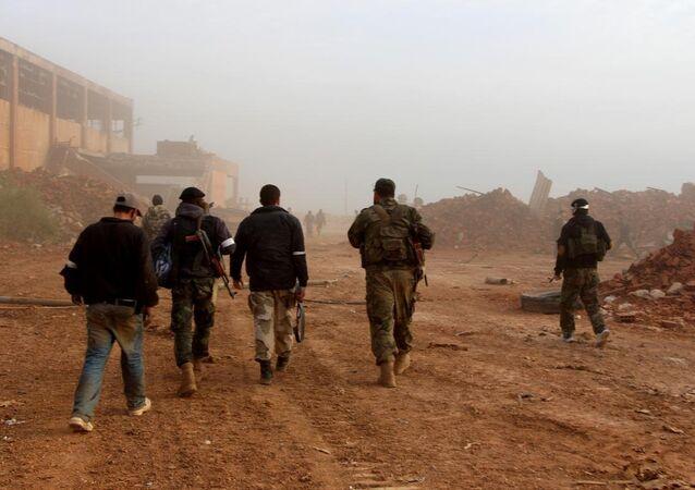 Suriyeli muhalifler
