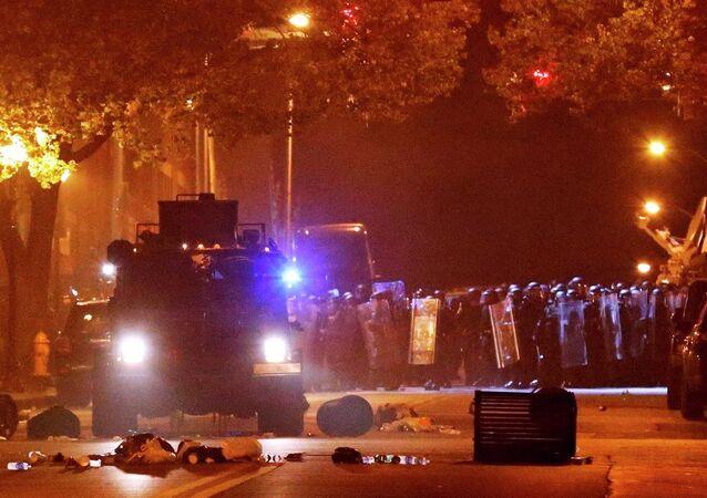 ABD'de polis şiddeti karşıtı eylemler