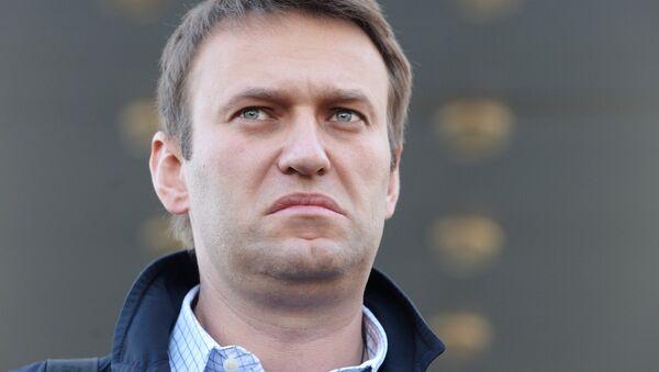 Aleksey Navalny - Sputnik Türkiye