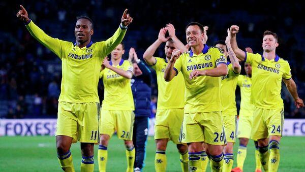 Leicester City - Chelsea - Sputnik Türkiye