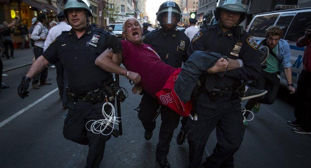 ABD'de polis şideeti karşıtı gösteriler