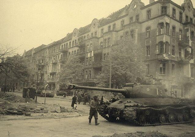 Dünya Savaşı'ndan bir kare