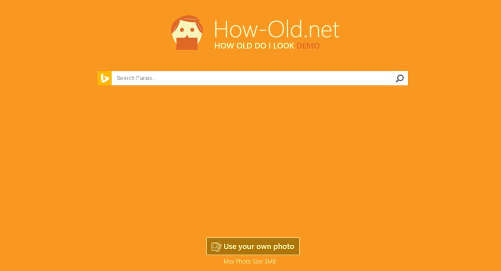 Microsoft yapay zekâ ile yaş tahmini
