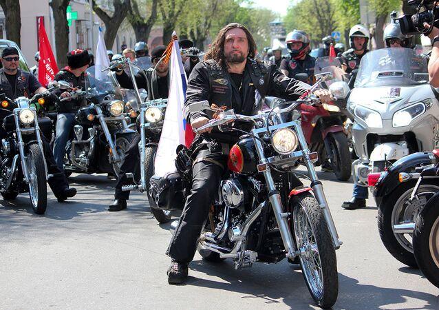 Rus motosikletçi grubu 'Gece Kurtları'