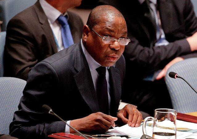 Senegal Dışişleri Bakanı Mankeur Ndiaye