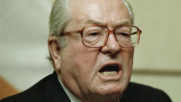 Jean-Marie Le Pen - Sputnik Türkiye