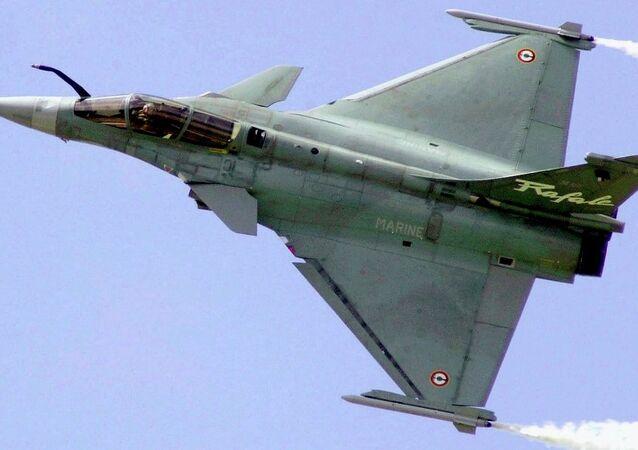 Rafale tipi savaş uçağı