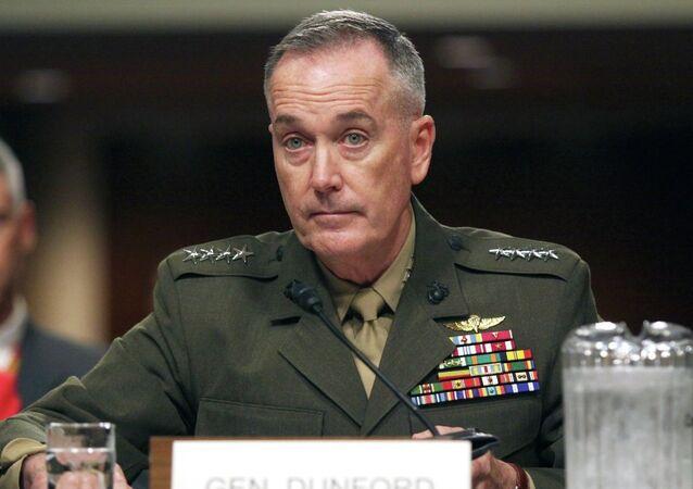 ABD Deniz Piyade Komutanı Joseph Dunford