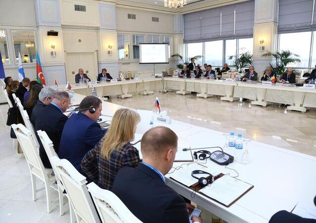 Karadeniz Ekonomik İşbirliği Parlamenter Asamblesi (KEİPA) toplantısı