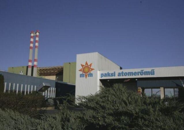 Macaristan - Paks nükleer santrali