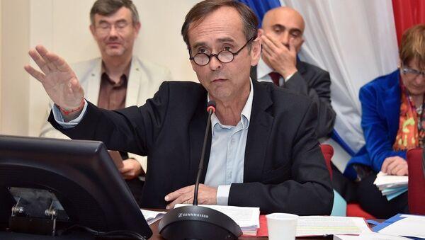 Beziers Belediye Başkanı Robert Menard - Sputnik Türkiye